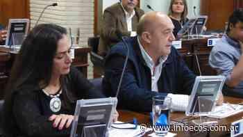 Jordán confirmó que se aprobará el congelamiento de las dietas para los concejales, por 180 días, en Trenque Lauquen - InfoEcos