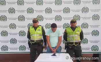 En persecución capturan a presunto homicida del vendedor de licores en Maicao - La Guajira Hoy.com
