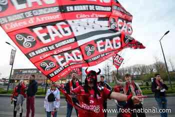 Nancy - Guingamp : les Bretons peuvent remercier Rodelin