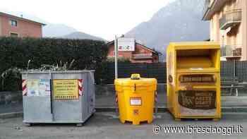 Olio esausto, ecco gli eco-bidoni - Brescia Oggi