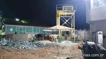 Homem morre por uma rocha, em mina de esmeraldas, Campos Verdes - Mais Goiás