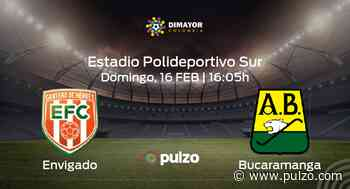 Previa del encuentro: Envigado recibe a Atlético Bucaramanga en la quinta jornada - Pulzo