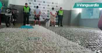 """Así descubrieron cargamento de droga oculto en """"ropa sucia"""" en Bucaramanga - Vanguardia"""