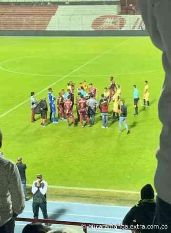 Con polémica terminó empate entre Rionegro Águilas y Deportes Tolima [VIDEO] - Extra Bucaramanga