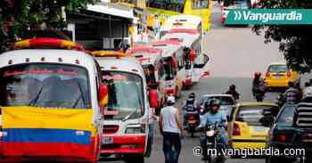 Propietarios de transporte convencional de Bucaramanga y el área, confirmaron protesta para el próximo jueves - Vanguardia