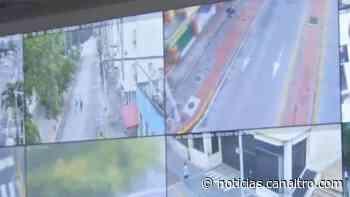 El 7% de las cámaras de seguridad en Bucaramanga no funcionan - Canal TRO