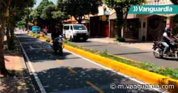 Pese a los obstáculos la ciclorruta se abre paso en Bucaramanga - Vanguardia