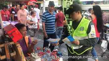 Policía Fiscal y Aduanera en Bucaramanga fortalece lazos de seguridad con la comunidad - Extra Bucaramanga