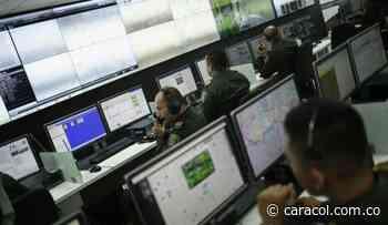 El 7% de las cámaras de vigilancia de Bucaramanga no sirven - Caracol Radio
