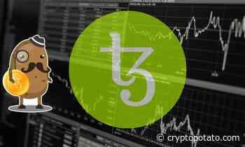 Tezos Price Analysis: XTZ Soars 25% To Touch $3.4, How Far Can The Bulls Go? - CryptoPotato
