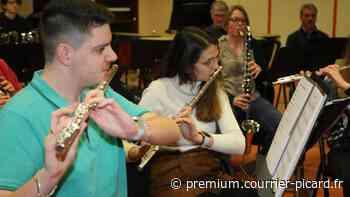 L'orchestre de Thourotte donne un concert pour la Saint-Valentin - Courrier picard