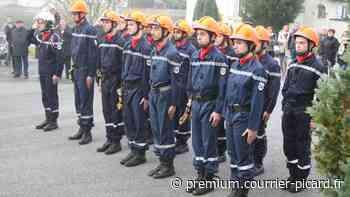 Sorties en hausse chez les sapeurs-pompiers de Thourotte - Courrier picard