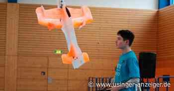Hallenflugschau der Modellbauer in Wehrheim - Usinger Anzeiger