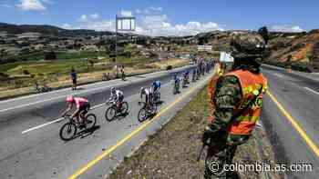 Tour Colombia en directo: etapa 5, Paipa - Zipaquirá, en vivo - AS Venezuela