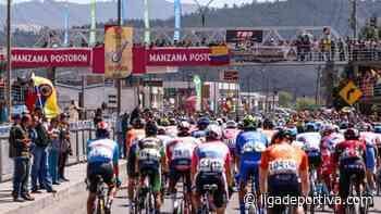Tour Colombia 2.1: Etapa 4 Paipa-Santa Rosa de Viterbo - Liga Deportiva Postobón