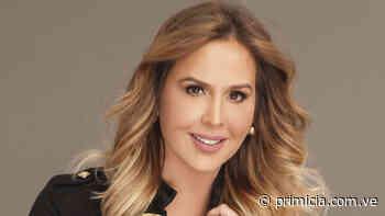 Sandra Villanueva plena en todas sus facetas - primicia.com.ve