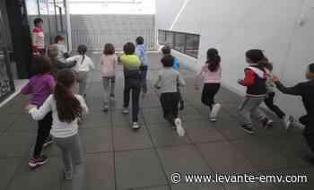 Villanueva de Castellón deja de tener un colegio dividido por una carretera - Levante-EMV