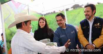 Llevan Feria DIFerente a Villanueva - NTR Zacatecas .com