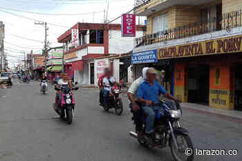 Por inseguridad, restringen el parrillero en motocicleta en Planeta Rica - LA RAZÓN.CO