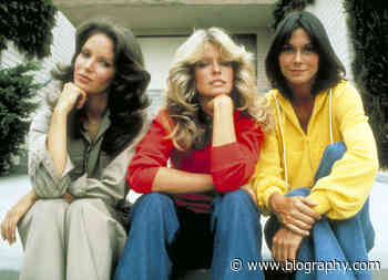 Why Farrah Fawcett Quit 'Charlie's Angels' After One Season - Biography