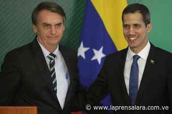 Brasil repudió recibimiento a Guaidó en Maiquetia - La Prensa de Lara