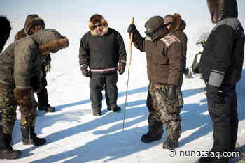Ottawa spends $1.23 million on Arviat's young hunters program - Nunatsiaq News
