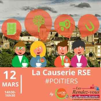 Causerie RSE by LUCIE à Poitiers Bureau Veritas 12 mars 2020 - Unidivers