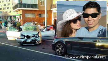 La boda rota de Neil y Yecenia en La Macarena: arrollados en Pamplona por un conductor drogado - El Español
