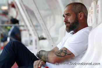 """Bastia : Chabert : """"Normal d'avoir un soupçon de déception"""""""