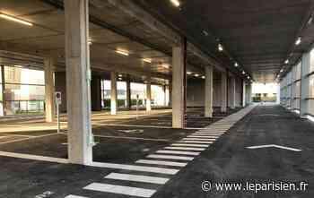 Montereau : 410 places gratuites de plus en centre-ville - Le Parisien