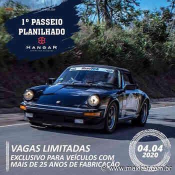 1º Passeio Planilhado Hangar - Rio Negrinho, SC • 04/04/2020 - Portal Maxicar de Veículos Antigos