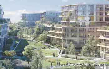La Garenne-Colombes - Le siège d'Engie s'organisera autour d'un parc de 2 ha - Moniteur