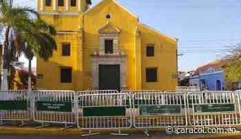 Continuará cerrada emblemática Plaza de la Trinidad de Cartagena - Caracol Radio