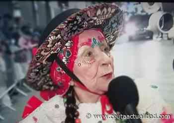 Fallece Juana Trinidad, ganadora de los mejores disfraces del Carnaval - Ceuta Actualidad