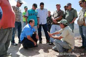 Construyen rampas de frenado en la carretera hacia la Colonia Tovar - Diario El Siglo