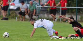 Enttäuschter Spielertrainer: Davide Gargano muss im Sommer die SG Rodenbach/Neustadt/Erlach verlassen - Main-Echo