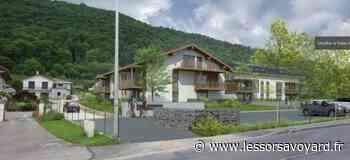 Sevrier : une nouvelle résidence de logements sociaux sur la route d'Albertville - lessorsavoyard.fr