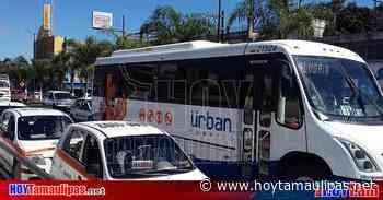 Insisten en Altamira en aumento al precio del pasaje - Hoy Tamaulipas