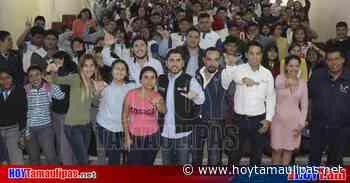 Exhortan a jóvenes de Altamira formarse en valores y liderazgo - Hoy Tamaulipas