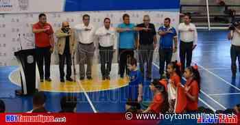 Inauguran Torneo Estatal de Micro Voleibol Altamira 2020 - Hoy Tamaulipas