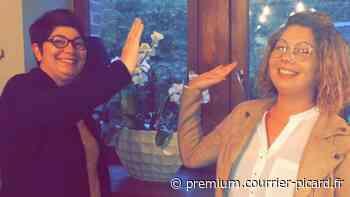 La maison d'hôtes La Cour d'Hortense de Sailly-Flibeaucourt dans l'émission de TF1 «Bienvenue chez nous» - Courrier picard