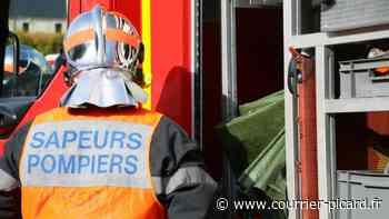 précédent Accident de la circulation à Sailly-Flibeaucourt - Courrier Picard