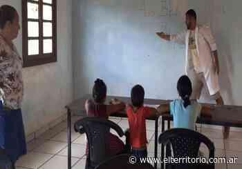 Proyecto educativo en un paraje de San Antonio - EL TERRITORIO