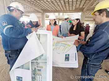 San Antonio: Obra avanza y piden garantizar recursos - Correo del Sur