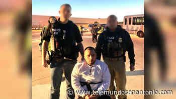 ICE en San Antonio deporta a supuesto miembro de la MS13 - Telemundo San Antonio