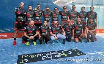 El equipo de veteranos de Vázquez Sport, en el Campeonato de Andalucía - http://estadiodeportivo.com/