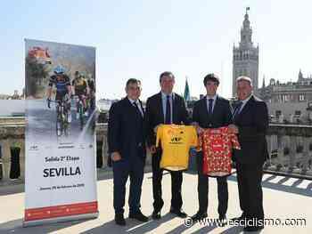 Vuelta a Andalucía: La Plaza de España de Sevilla acogerá la salida de la segunda etapa - EsCiclismo.com