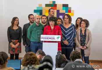 Rodríguez impulsará Adelante Andalucía como partido andalucista y confederal - EFE - Noticias
