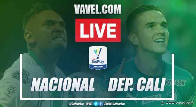 Resumen y goles: Atlético Nacional vs Deportivo Cali en Liga BetPlay 2020-I - VAVEL.com