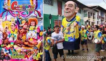 Programa oficial del Carnaval de la Cultura Viva – Cajabamba 2020 - Viajando por Perú